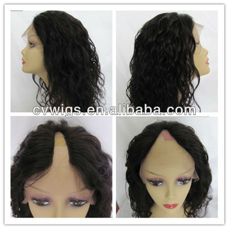 New arrival fashionable brazilian u part wigs for sale