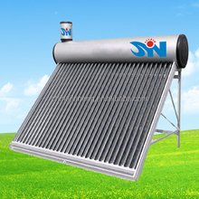 Jianeng vacuum-tube low pressure solar water heater for 3-4 persons