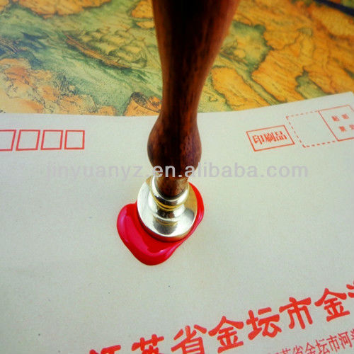 Jinyuan best quality postage stamp with wood handle