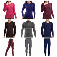 Customized Unisex Gender And Adults Age Group Thermal Underwear