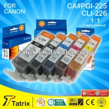 Hot sale Compatible ink manufacturer for Canon PGI 225/CLI 226 ink cartridge