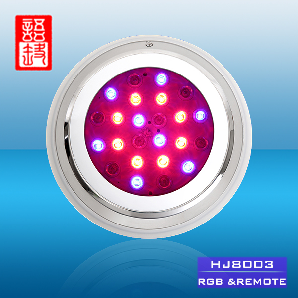 Yutong Swimming Pool LED Light, Underwater Pool Light, Wall-mounting Pool Lights