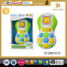 China import musical plastic baby phone toy