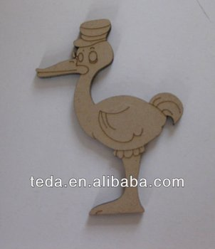 MDF Small Donald Duck craft