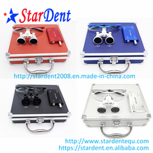 Dental Equipment LED Headlamp 2.5x 3.5x Surgical Dental Loupes
