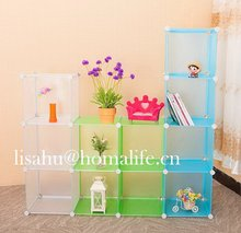 Modern plastic board storage boxes for file for accessory