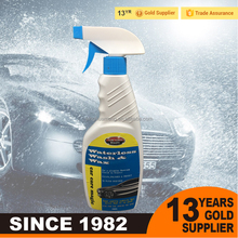 Private Label waterless car wash products