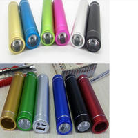 Rechargeable 2600mAh Power Bank Electronic With