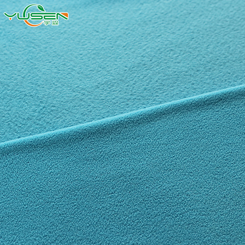 Super Soft Plain Dyed Polar Fleece Blanket Wholesaler Popular Polar Fleece Fabric