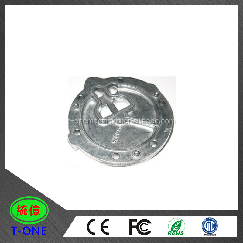 Metal Aluminum Prototoype CNC Rapid parts / SUS316 Machined Part Sliding Groove
