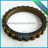 Top Quality Rubber RX180 Motorcycle Clutch Fiber
