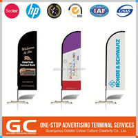 Quality Guaranteed Customized Logo Printed Umbul Umbul Flag