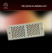 we producte high temperature resistance cheap alumina ceramic tile