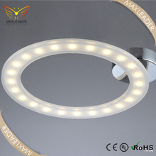 decorative contemporary ring modern led ceiling light