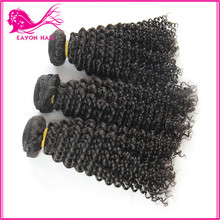Eayon wholesale in bulk natural peruvian hair extension virgin peruvian curly hair
