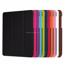 Trifold smart case For Acer Iconia one 10 B3-A20, Slim lightweight PU leather triple fold flip design protective tablet cover