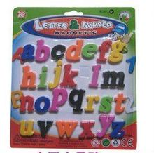 Top Sale!! Magnetic Alphabet Educational scooby doo toys