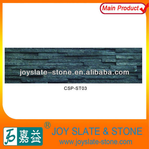 Fire resistant waterproof polyurethane stone panel