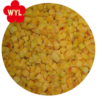 Best Price Frozen Apricot IQF Diced Apricot