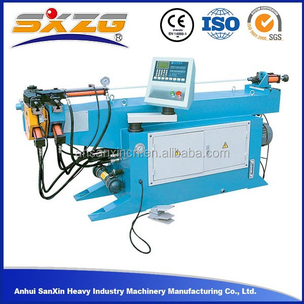 electric pipe bending machine, chair used pipe bending machine export Europe
