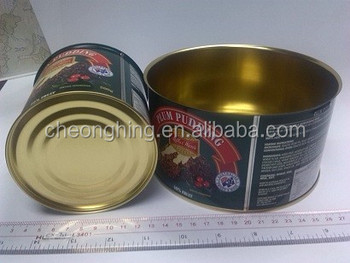 WELD TIN (Top quality, perfect seam)