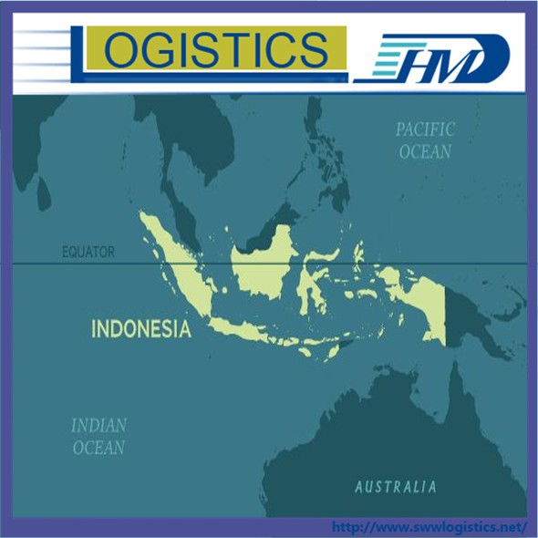 Professional cargo transport by Air from China to Indonesia