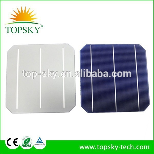 Germany Solarworld 156mm mono solar cell solar panel pv cells 6inch mono-crystalline solar cell
