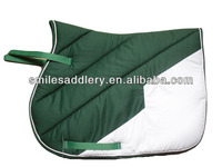 Polycotton Quilted Horse Saddle Pads