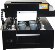 Automatic Table Top Edible Food Printer To Print On Coffee Latte Art