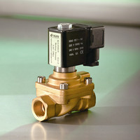KL55015 High Pressure 2 Way 24V Water Solenoid Valve