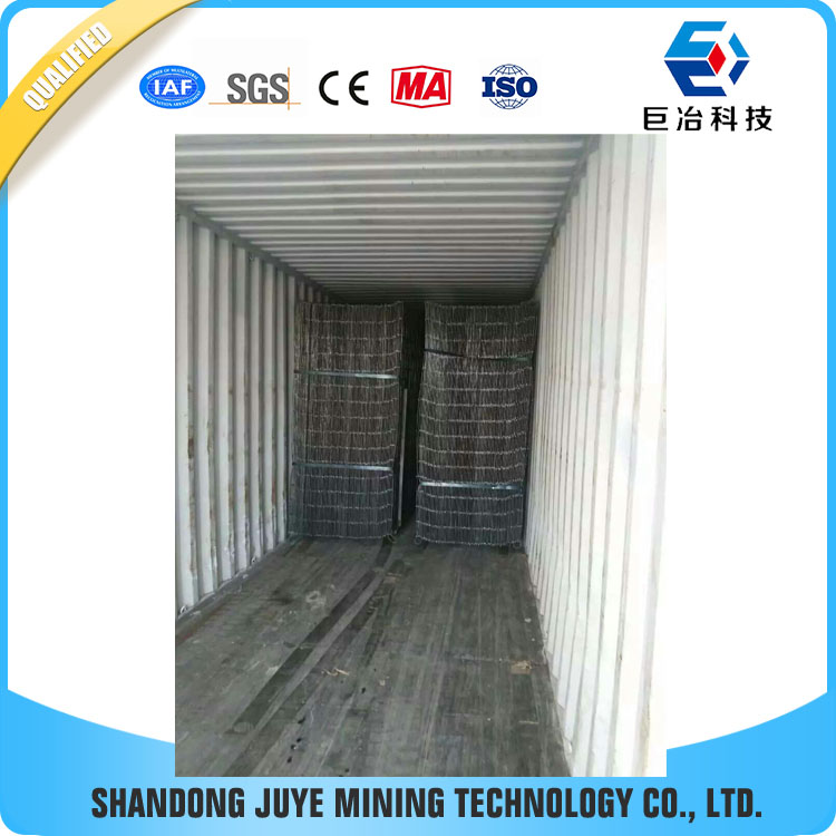 mining welded mesh factory from china ,6mm diameter of steel wire for mining protection