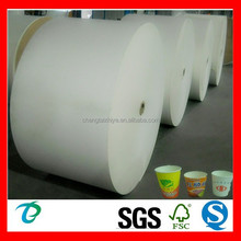 CHENGTAI double pe coated paper cup fan/laminated paper/ Paperboard