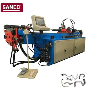 CS&SS&Copper&Aluminum CNC Tube Bending Machine
