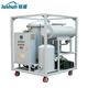 High efficiency vacuum multi-functional waste oil recovery /low noise /Filtration fineness up to 3um turbine oil purifier (TY )