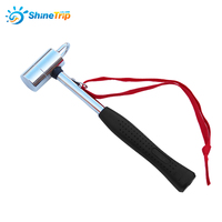 2017 New Plastic Handle Steel Chromium