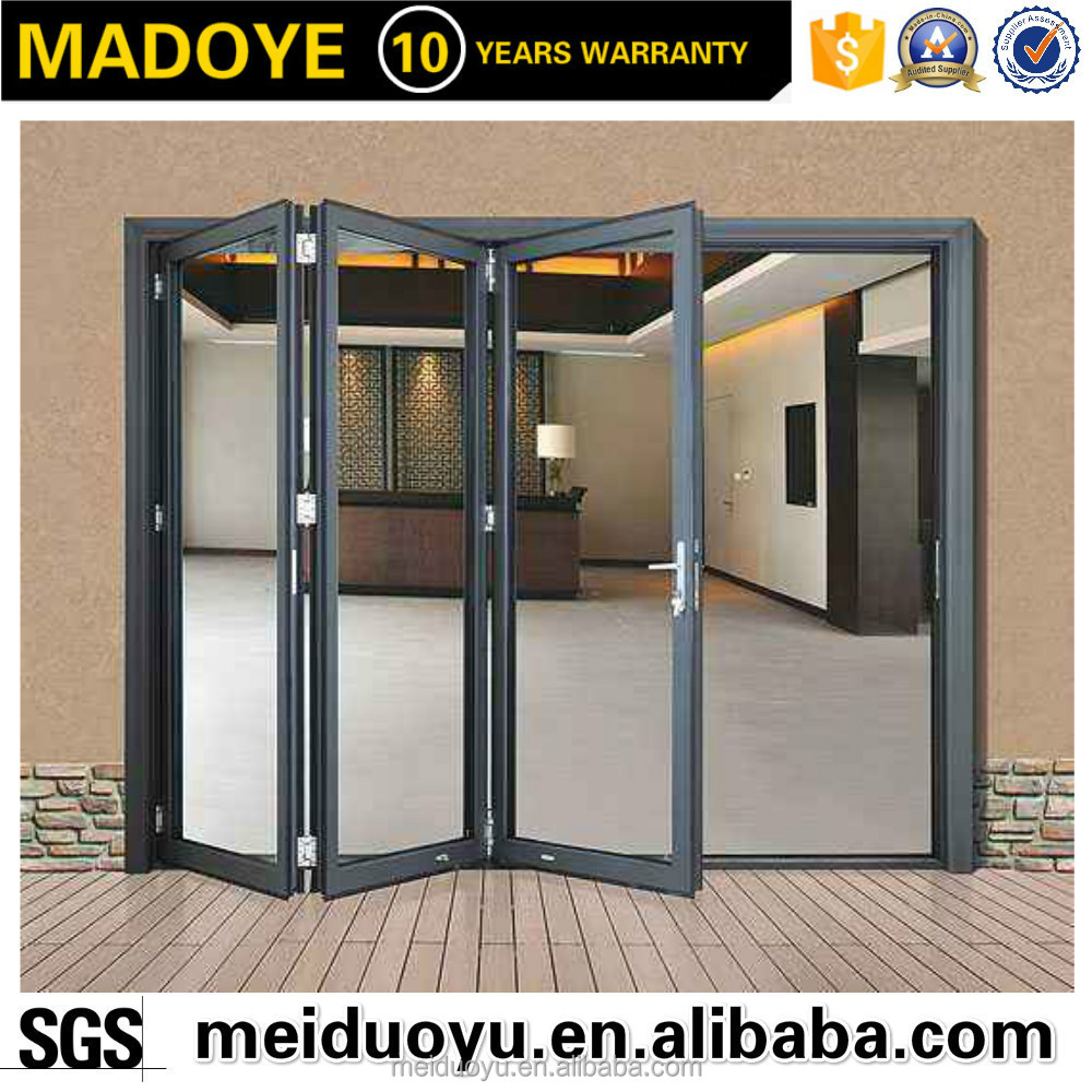 Alluminio porta del garage pieghevole prezzo porta id - Porta del garage ...