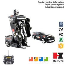 Robot toys radio control electric car for kids with remote control