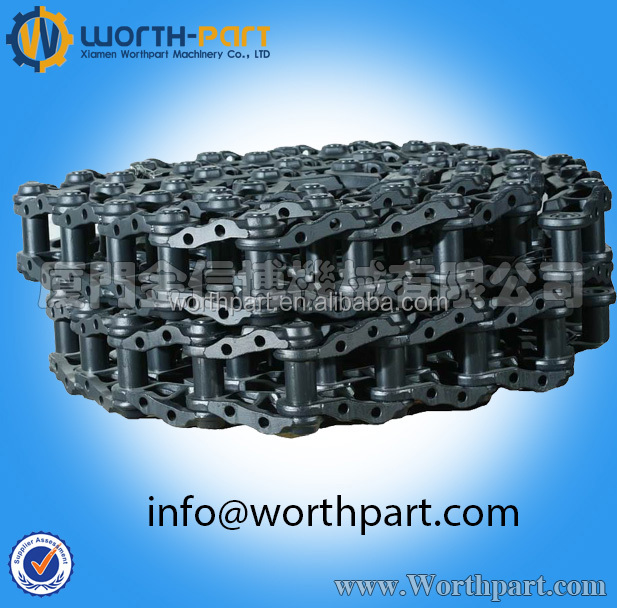 Excavator SH200 track link/track chain/track group, Sumitomo track link assy