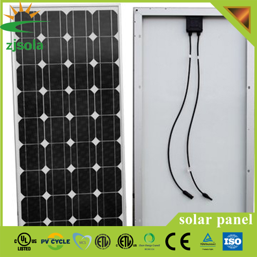ZJSOLA 12v 150w low price mini solar panel with mono panel solar cell