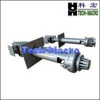 Vertical Sump Slurry Pump SP series with Metal or Rubber Impeller