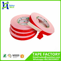 Strong Sticky Heat resistant Acrylic PE Foam Double Sided Tape