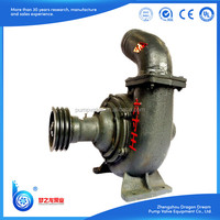 1 KW 6 Inch Sand Suction Gasoline Generator Water Pump