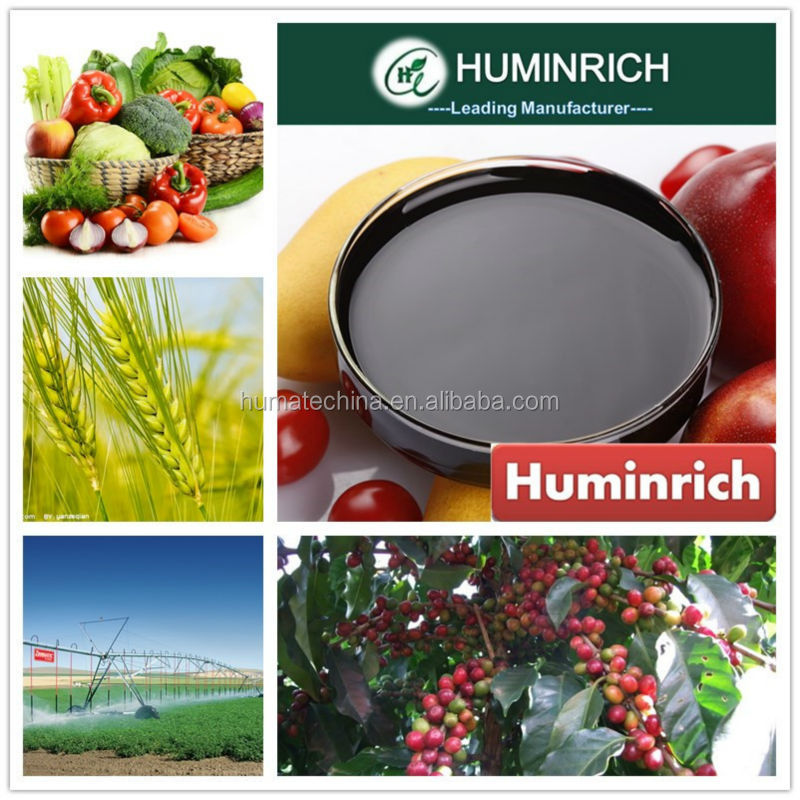 Huminrich Shenyang Fuvic Acid Organic Brown Liquid