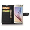 Flip PU Leather Wallet Case Cover For Samsung Galaxy S7