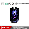 unique computer accessories gaming mouse 3000dpi with led light effect