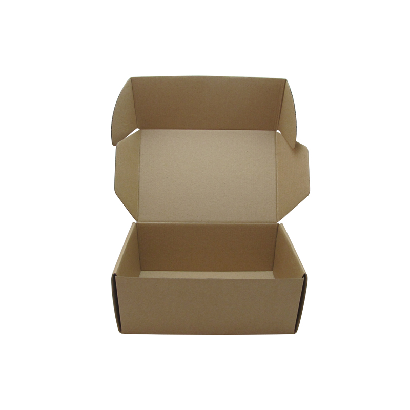 Brown Corrugated Carton Box Packaging For Shipping