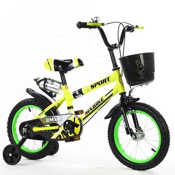 oem 12,16 inch black air tire kids bike/preferential price baby bicycle/wholesale children exercise bike