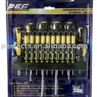 18pcs Screwdriver Set Screwdriver Hand Tool