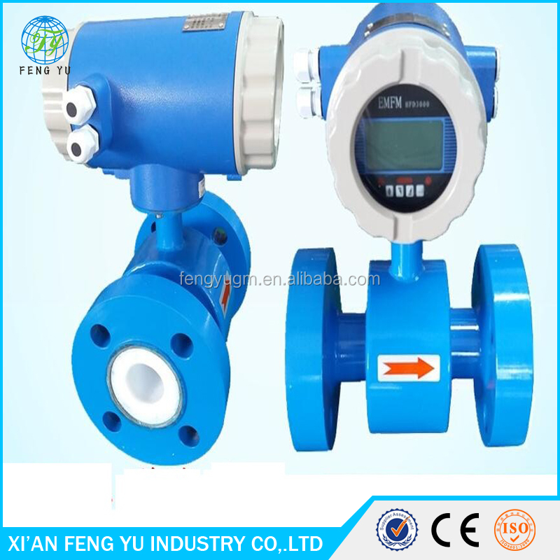 Palm Oil Magnetic Flow Meter Price Flowmeter