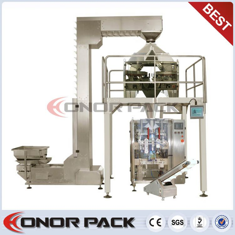 High Capacity Packing Machine Chicken Cube